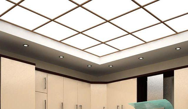 Можно ли создать такой потолок самому?