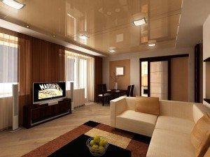 Такие модные и красивые потолки подойдут даже к уникальному интерьеру: от классики до современных веяний
