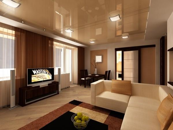 Такие модные и красивые потолки подойдут даже к уникальному интерьеру: от классики до современных веяний.