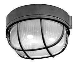 Светильник с решёткой ip44
