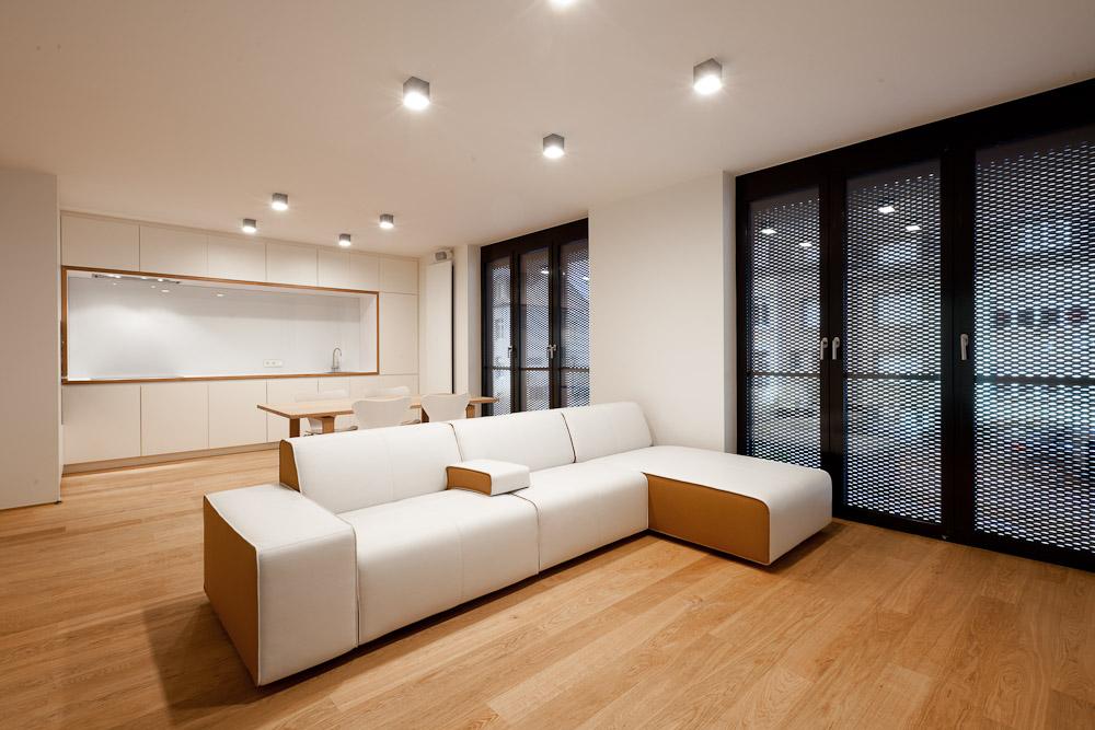 Светодиодные точечные светильники в интерьере фото