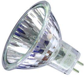 Чтобы понять способ замены, достаточно взглянуть на контакты лампы.