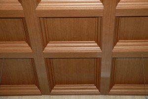 Кессонные конструкции – то, что сделает потолки в глазах хозяев и их гостей более высокими
