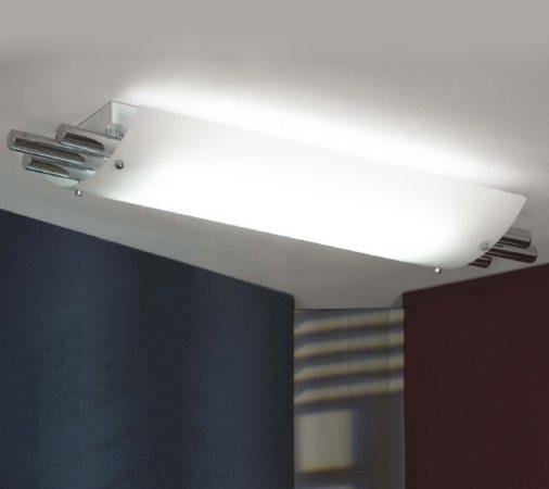 Светильник прямоугольный потолочный