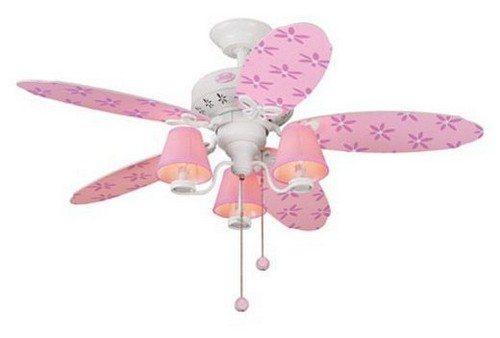 Светильник-вентилятор для детской