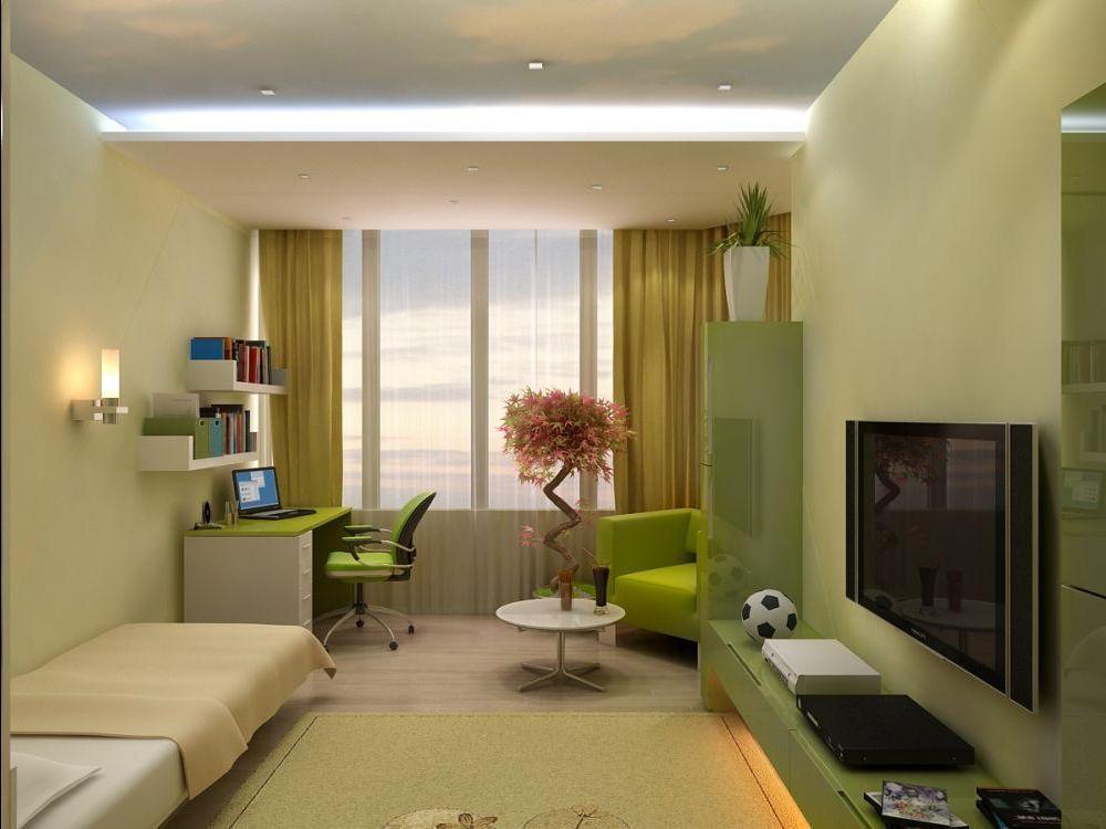 Фото дизайн комнат 15 кв м.