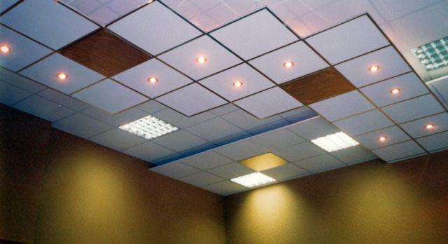 Матрикс - плита потолочная, гладкая (производство Китай)