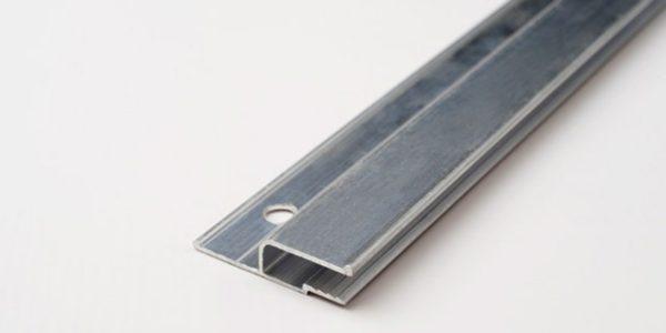 Алюминиевый багет для установки натяжного потолка