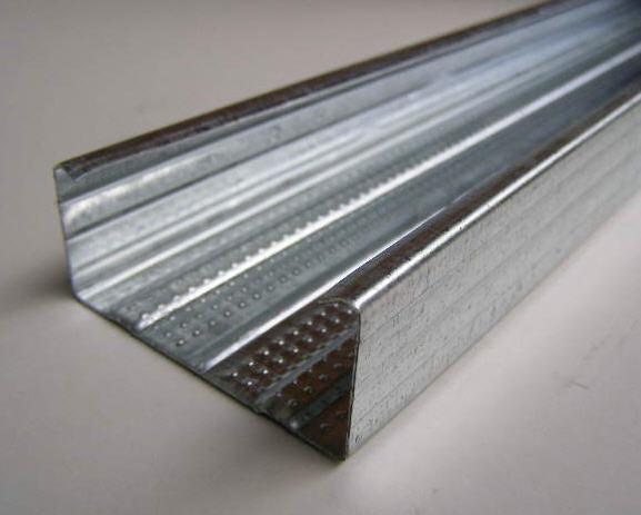 Алюминиевый профиль для несущей системы пластикового потолка