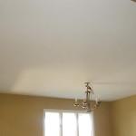 Беленый потолок