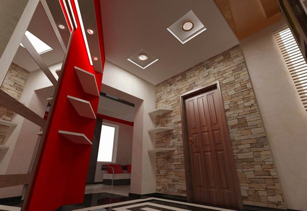 Благодаря свету можно улучшить дизайн комнаты