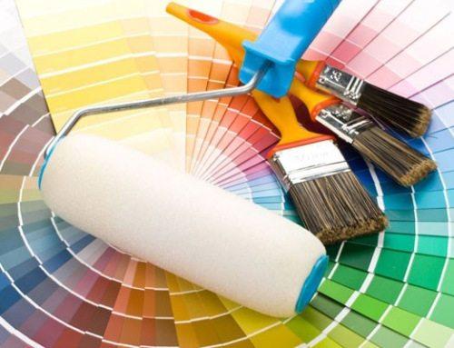 Богатая цветовая палитра современных красок для создания качественного интерьера