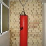 Боксерская груша на потолок