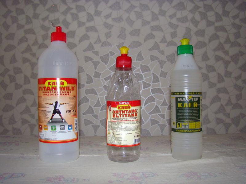 Популярные клеевые растворы для потолочной плитки