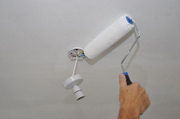 Какой валик купить для покраски потолка абрис с-лт гидроизоляция