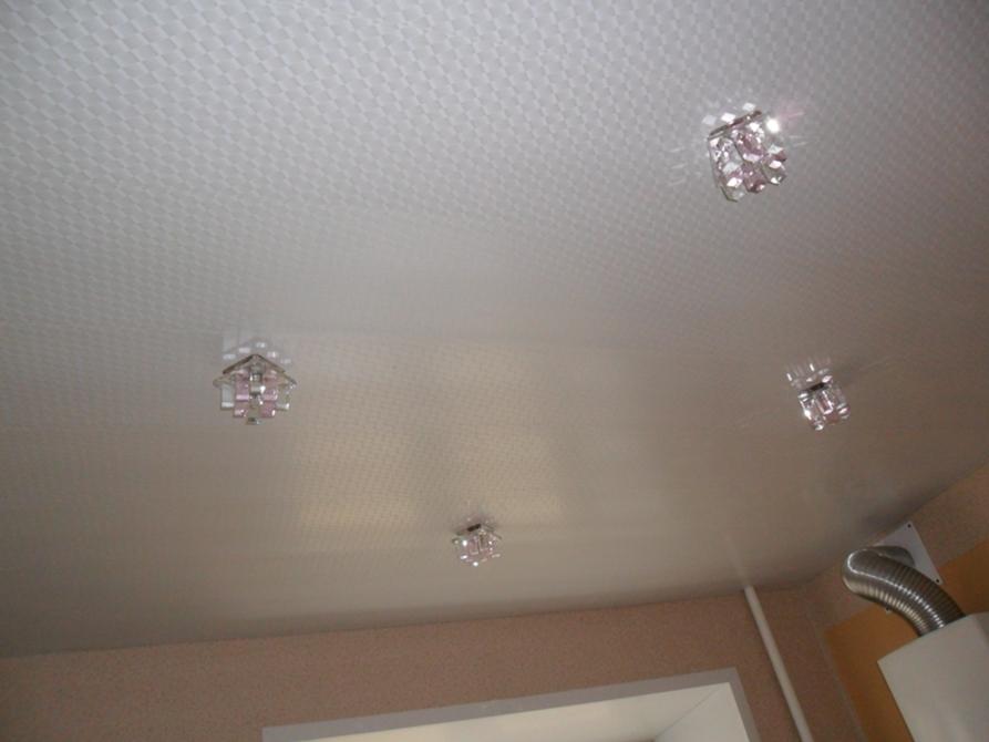 Декоративные панели потолочные ПВХ