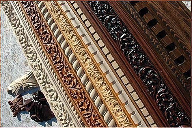 Галтель - это деревянный плинтус из древесины