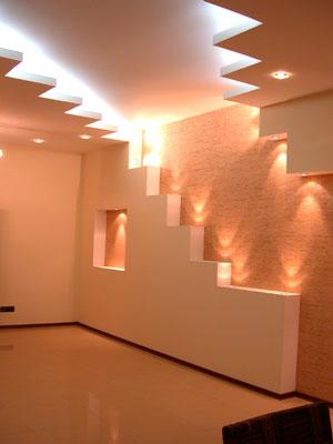 Продолжение общего стиля помещения на потолке сегодня актуально как никогда
