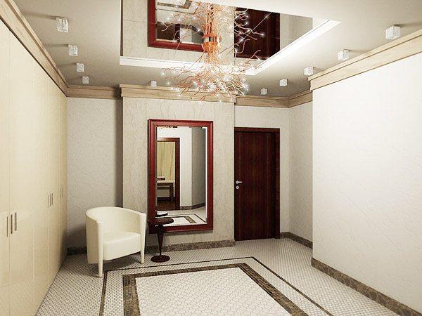 Потолок – это важная часть любого помещения, от которой зависит общий интерьер комнаты