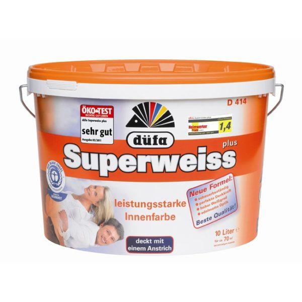 Dufa «Superweiss» - лучший глянцевый состав.