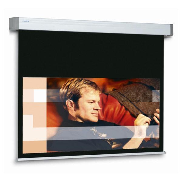 Экран универсального формата.