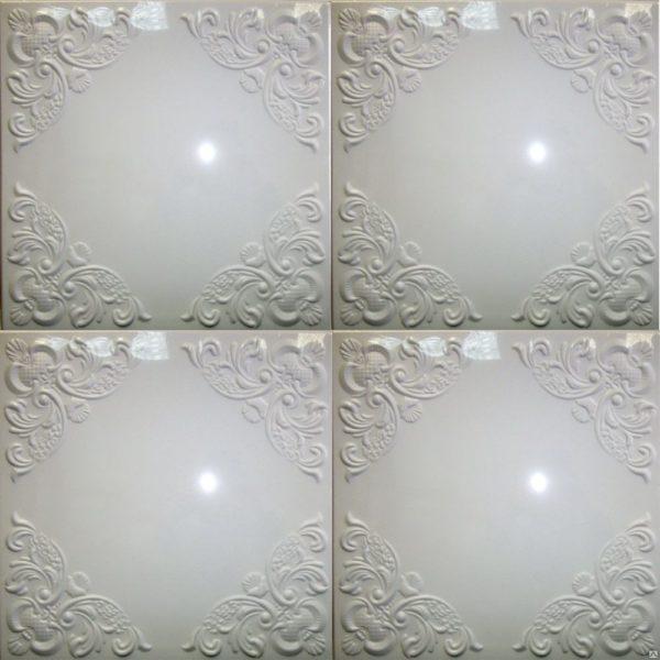 Экструдированная потолочная плитка