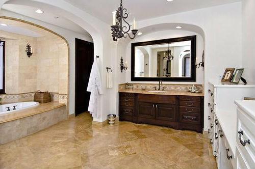 Шикарная ванная комната Джастина Бибера