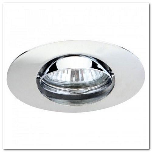 Галогенный потолочный точечный светильник
