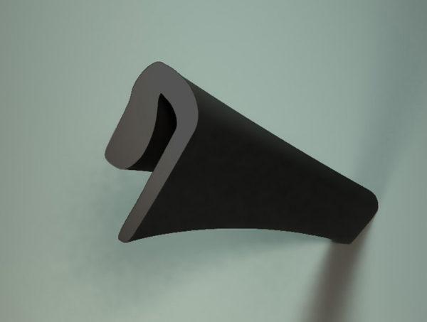 Гарпун – полимерная деталь, обеспечивающая зацеп