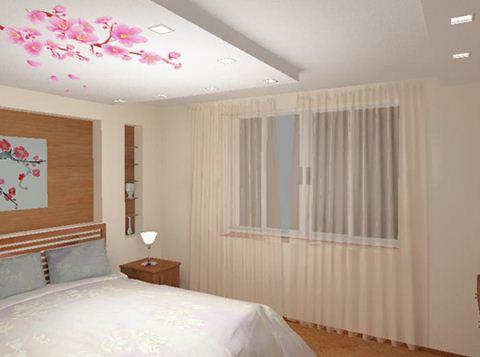 Гипсокартон превосходно справится в создании безупречного вида потолка