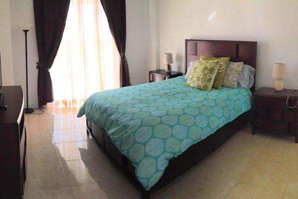 Спальня в квартире в Майами