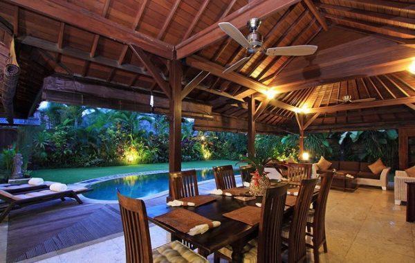 Терраса Фадеева на Бали