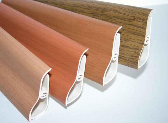 Имитации деревянных галтелей