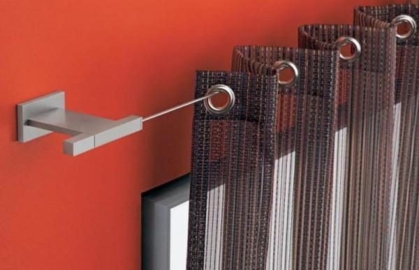 Инструкция к струнным системам не рекомендует их использовать в дуэте с тяжелыми гардинами