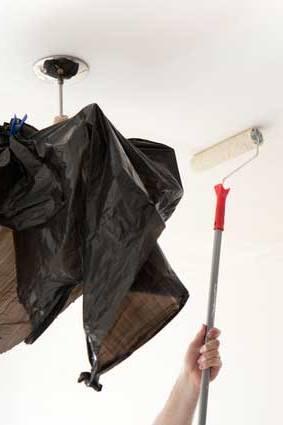 Защита люстры без демонтажа