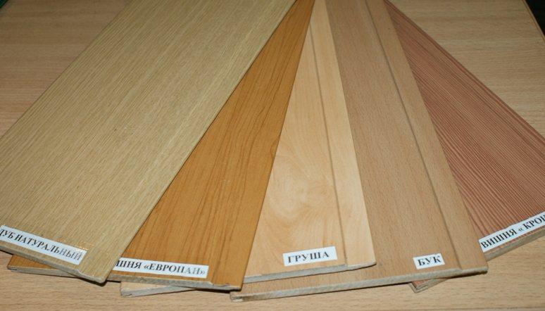 МДФ панели для отделки потолка