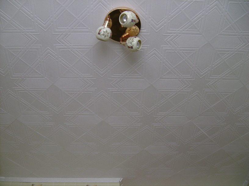 Как быть, если хочется сделать ремонт потолка с минимальными затратами денег, сил и времени?