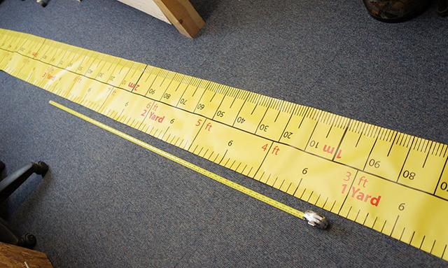 Сегодня нам предстоит тесное знакомство с измерительными инструментами.