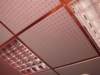 Как сделать потолок армстронг своими руками