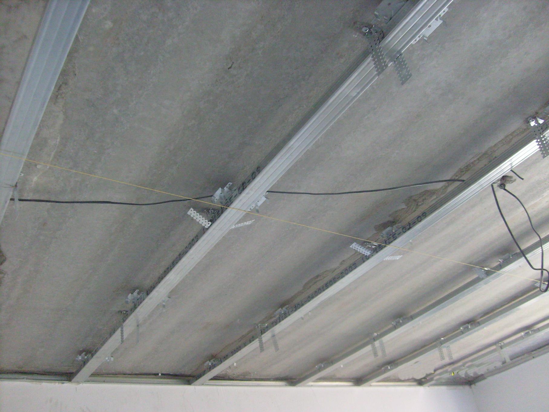 Потолок из пластиковых панелей: как 5