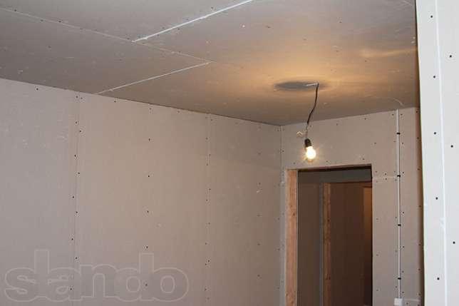 Обшивка потолка – простейшее решение проблемы, неровный потолок как исправить.