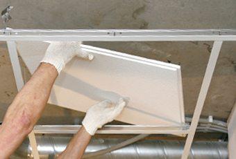 Faire un plafond en placoplatre saint quentin prix for Prix pose faux plafond au m2