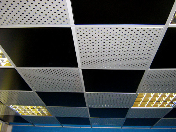 Металлический потолок Армстронг – стильное решение ремонта