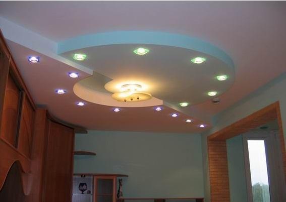 Какой потолок лучше: гипсокартон или натяжной - сравнительные характеристики
