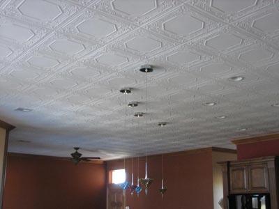 Клеевый потолок