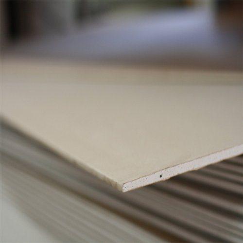 Обычный гипсокартон толщиной 9,5 мм для потолка