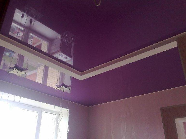 Цвет потолка как выбрать