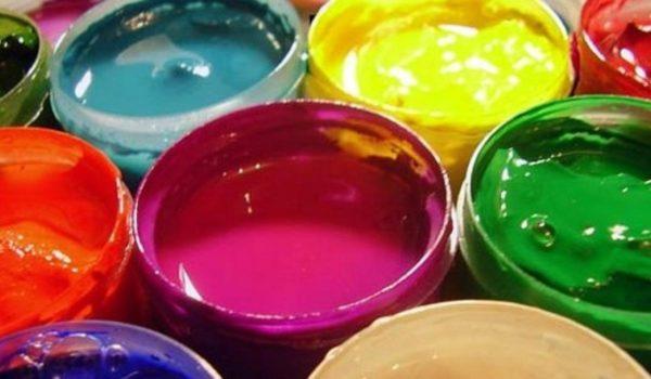Капля из океана цветовых решений, подвластных водоэмульсионным краскам