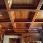 Кесоннный потолок