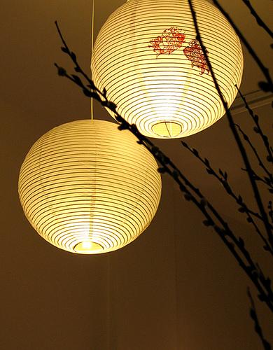 «Китайские фонарики»